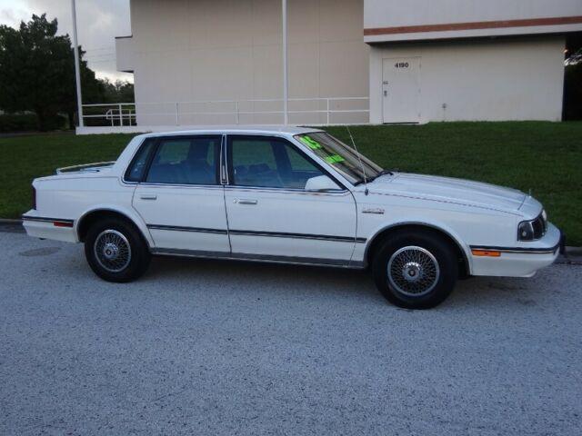1985 Oldsmobile Cutlass Ciera Brougham Sedan 41355 Miles