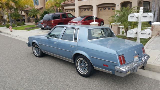 1985 Oldsmobile Cutlass Supreme Base Sedan 4 Door 3 8l For