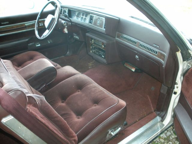1985 Oldsmobile Cutlass Supreme Brougham T Tops For Sale Oldsmobile Cutlass 1985 For Sale In