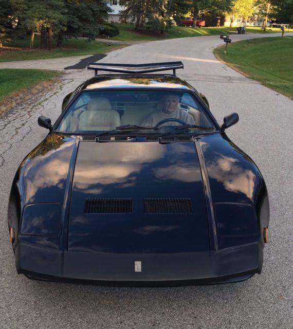 1985 Pantera Detomaso GT5-S GT5S US Ferrari Lamborghini