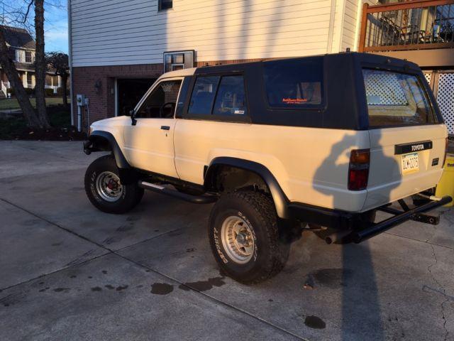 Toyota Forerunner For Sale >> 1985 toyota 4 Runner for sale - Toyota 4Runner 1985 for