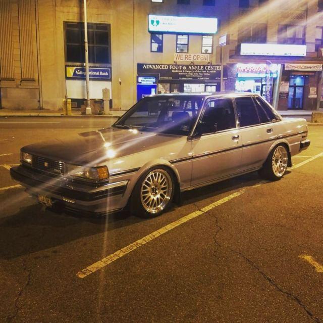 Toyota Supra For Sale In Pa: 1985 Toyota Cressida Low Miles 91k 17 Xxr Wheel In Perfect