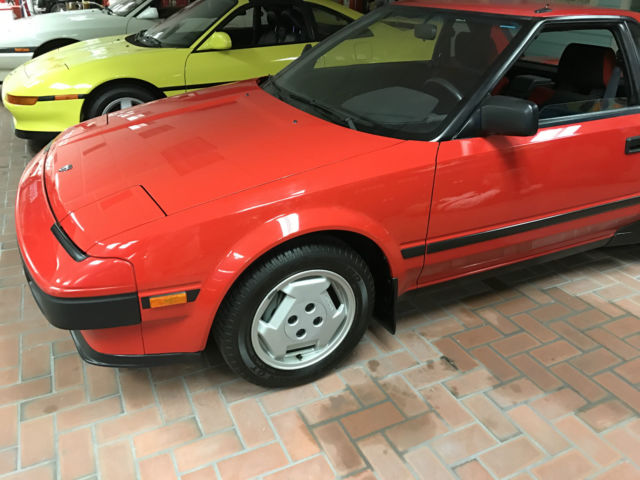 1985 toyota mr2 gt coupe 2 door 1 6l like new for sale toyota mr2 1985 for sale in ashland. Black Bedroom Furniture Sets. Home Design Ideas