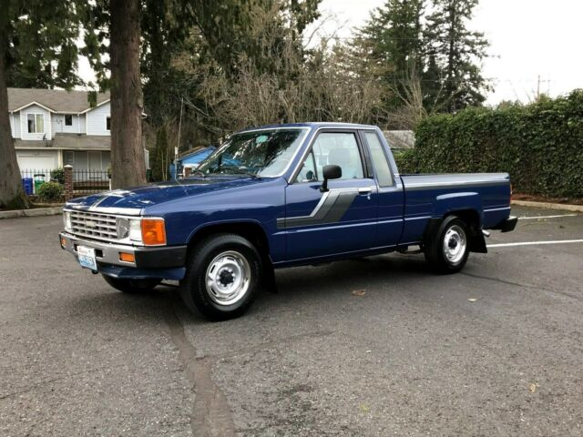 22re Engine For Sale >> 1985 Toyota Pickup 2wd King Cab 5-Speed 4Cyl 22RE Engine ONLY 111,599 Orig Miles for sale ...