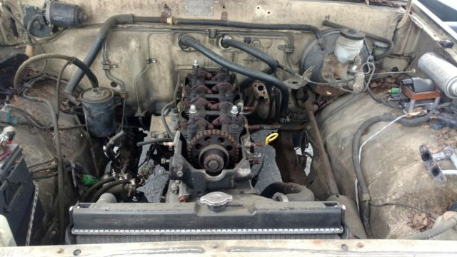 1985 toyota pickup hilux 22r 4x4 front straight axle for 22r toyota motor for sale