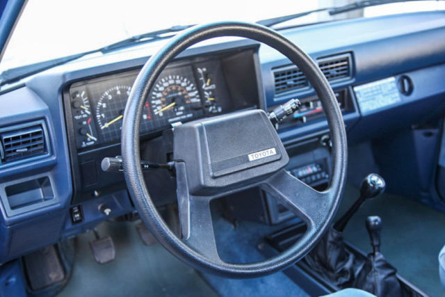 Toyota Pickup 4x4 Xtra Cab Manual For Sale Autos Post