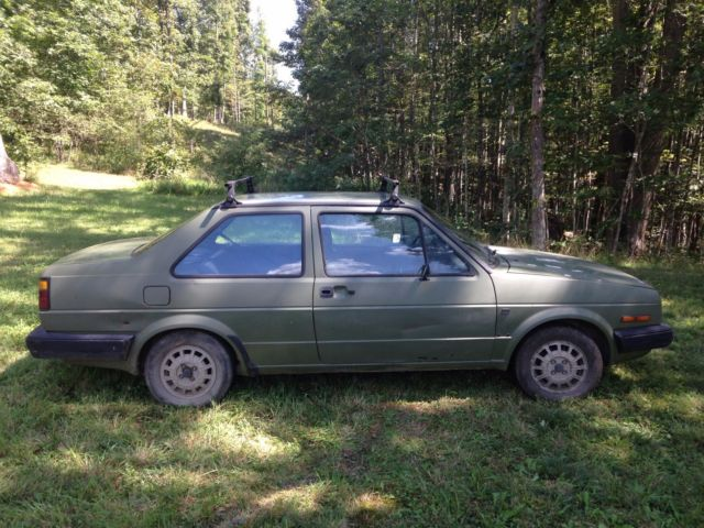 1985 volkswagen jetta 5 speed diesel wolfsburg edition 2 door for sale volkswagen jetta 1985. Black Bedroom Furniture Sets. Home Design Ideas