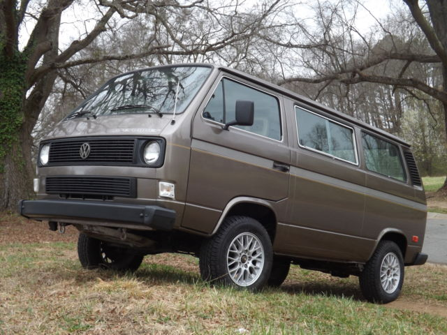 1985 Volkswagen Vanagon Subaru Swap Custom Interior for sale - Volkswagen Bus/Vanagon 1985 for ...