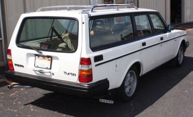 1985 Volvo 245 Turbo intercooler! Fresh Motor, Late Model