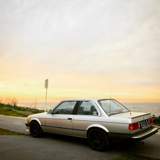1988 Bmw 535i For Sale: 1986 BMW 325ES E30 5 SPEED! For Sale
