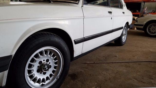 1986 Bmw 528e Automatic 5 Series Low Miles Parts