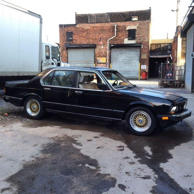 1986 BMW L7 745i E23 Executive Turbo Vintage Classic 84k for sale ...