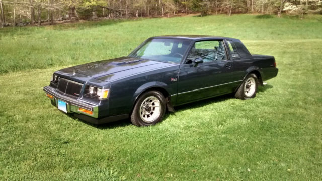 1986 buick regal t type turbo for sale buick regal 1986 for sale in madison connecticut. Black Bedroom Furniture Sets. Home Design Ideas