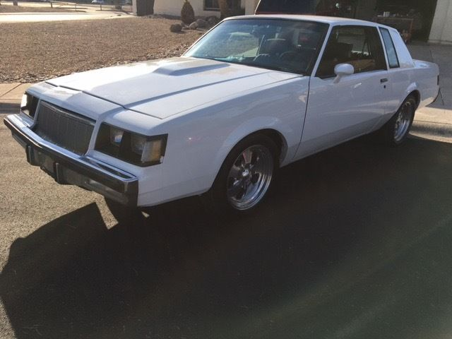1986 buick t type turbo for sale buick regal 1986 for sale in phoenix arizona united states. Black Bedroom Furniture Sets. Home Design Ideas