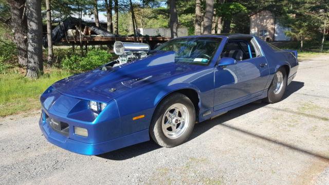 1986 Camaro Pro Street For Sale Chevrolet Camaro 1986