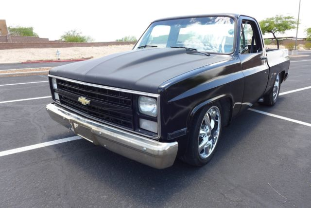 Cars For Sale Tucson >> 1986 Chevrolet C10 Pickup Hot Rod Street Machine Pro Touring Muscle Foose Wheels for sale ...
