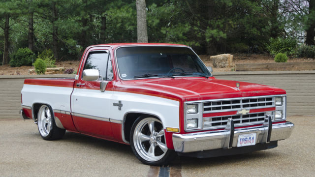 1986 Chevrolet C10   Shop Truck   Silverado   Ls Motor   For Sale