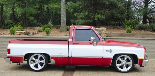 1986 chevrolet c10 shop truck silverado ls motor for C k motor car sales