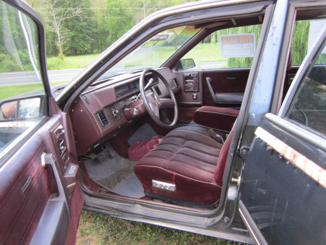 1986 Chevrolet Celebrity Used Parts: Headlight, Tail Light ...