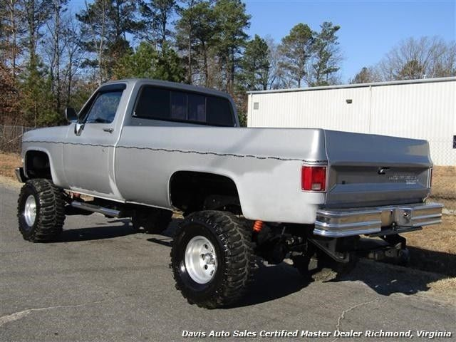 Chevrolet C Long Bed Pickup Truck