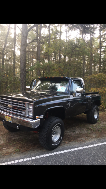 1986 chevy pickup stepside