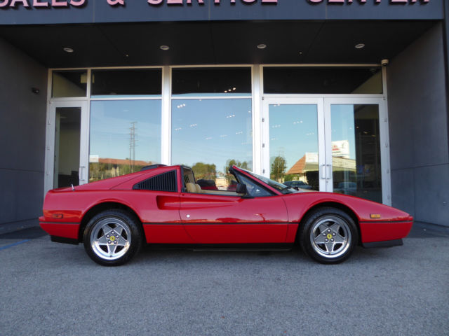 1986 Ferrari 328 Gts Super Clean Service Records Available