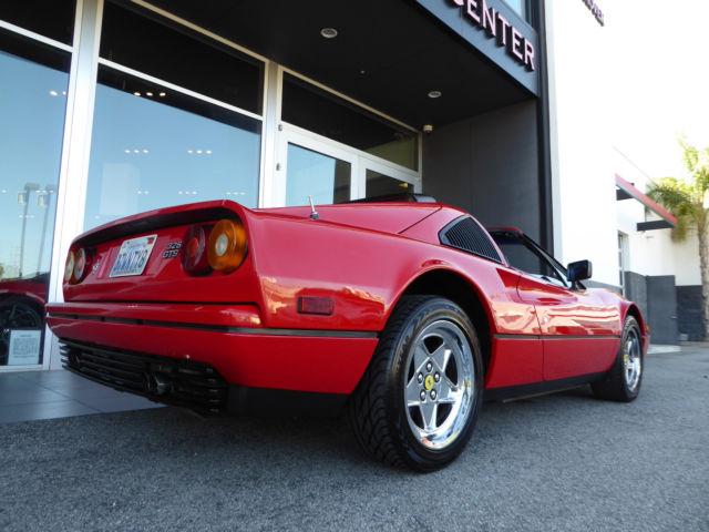 1986 Ferrari 328 Gts Super Clean Service Records Available