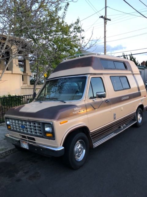 1986 Ford Chinook camper van, California Dreamin? Lets Go! for sale