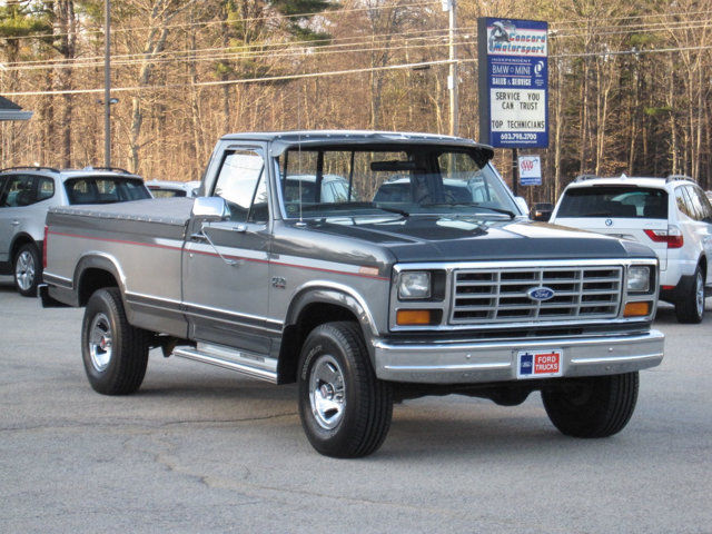 1986 ford f150 xl only 17k original miles collector quality for sale ford f 150 f150 xl 1986. Black Bedroom Furniture Sets. Home Design Ideas