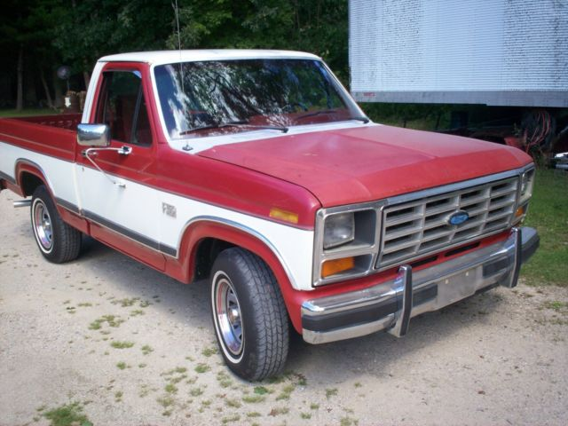 1986 Ford F150 Xlt Lariat North Carolina Truck For Sale