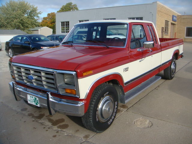 1986 ford f250 super cab xlt lariat 67 777 actual miles for sale ford f 250 1986 for sale in. Black Bedroom Furniture Sets. Home Design Ideas