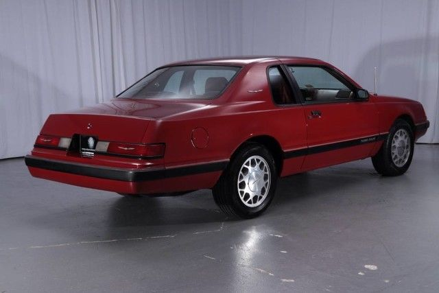 1986 ford thunderbird turbo coupe 121547 miles burgundy coupe 2 3l 4 cyl engine for sale ford. Black Bedroom Furniture Sets. Home Design Ideas