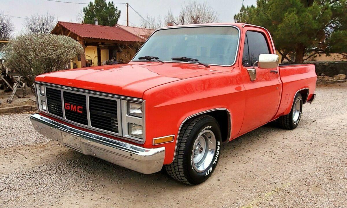 1986 Gmc C1500 C15 Chevrolet Chevy Silverado C10 1981 1982 1983 1984 1985 1987 For Sale Gmc Sierra 1500 1986 For Sale In Mesilla New Mexico United States