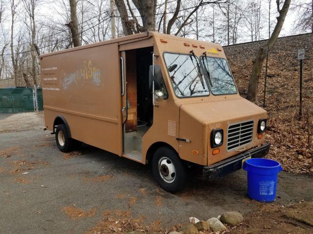1986 GMC P30 Aluminum Body Step Van for sale - GMC P30 1986