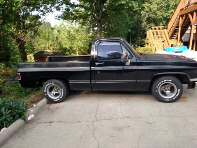1986 high performance rebuilt 350 chevy 1500 silverado pickup truck for sale chevrolet c k. Black Bedroom Furniture Sets. Home Design Ideas