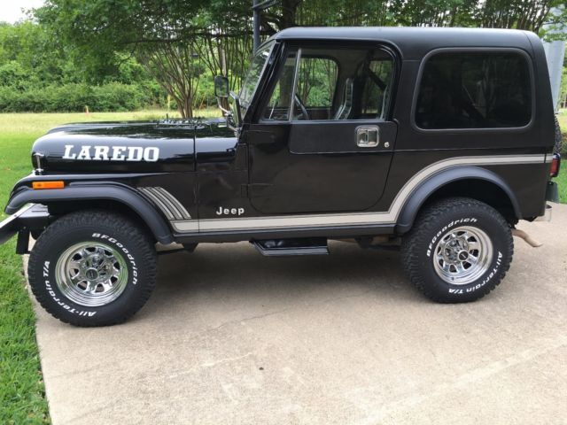 Texas Edition Wheels >> 1986 Jeep CJ7 Restored for sale - Jeep CJ 1986 for sale in Dallas, Texas, United States