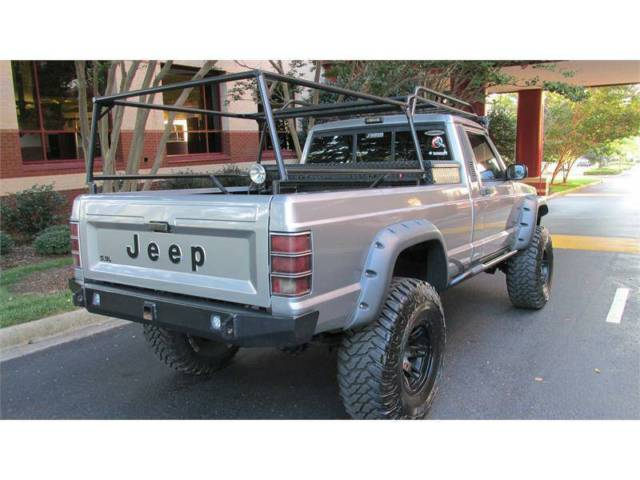 1986 Jeep Comanche Full Custom Restoration For Sale Jeep