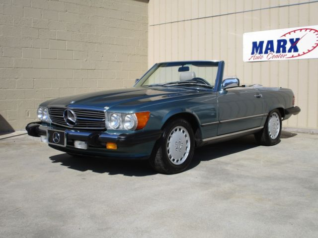 1986 mercedes 560 sl one owner low miles only 62k for for Mercedes benz dealers in boston area