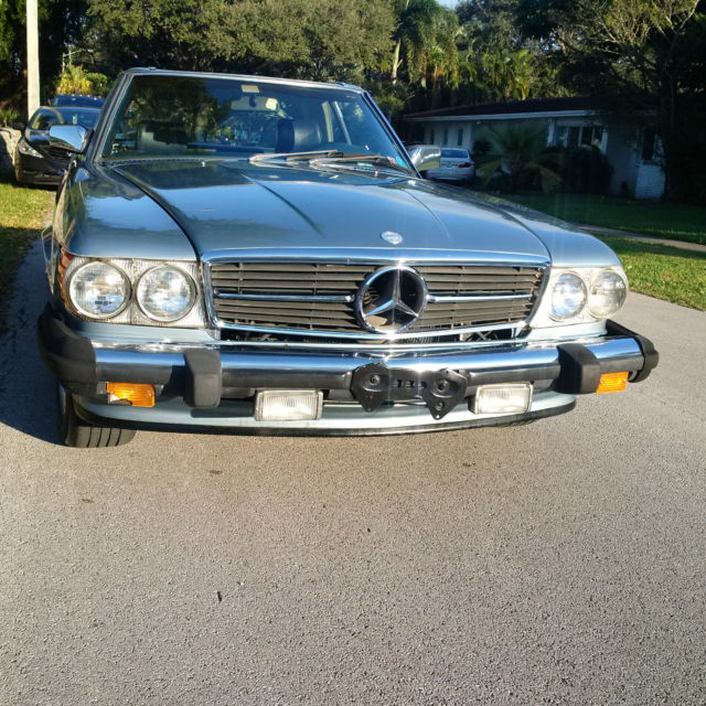 1986 mercedes 560sl convertible for sale mercedes benz for Mercedes benz for sale miami