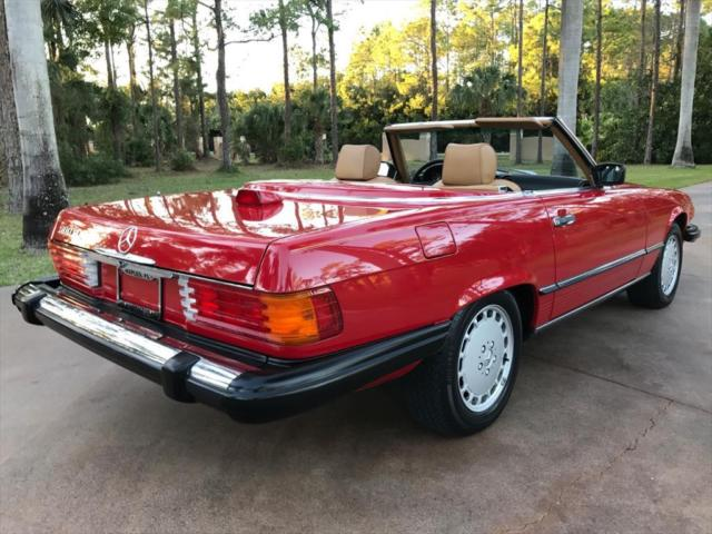 1986 mercedes benz 560 class 560sl only 18099 miles best for Mercedes benz for sale by owner in florida