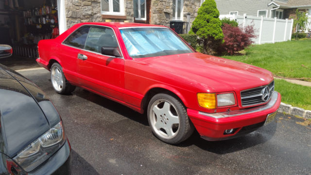 1986 mercedes benz 560 sec no reserve for sale for 1986 mercedes benz 560 sec