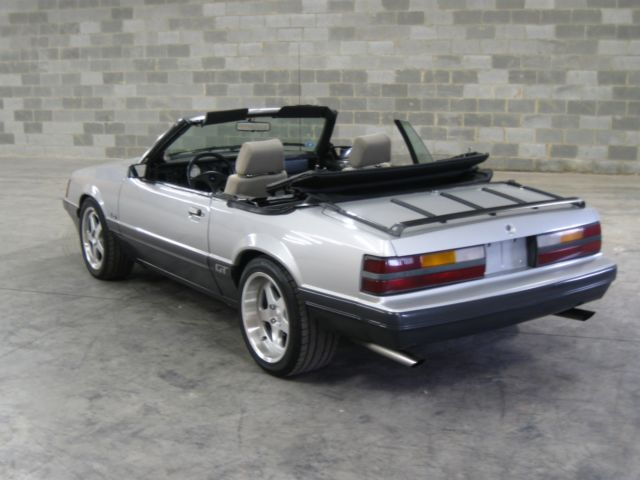 1986 mustang gt supercharged convertible for sale ford mustang 1986 for sale in spartanburg. Black Bedroom Furniture Sets. Home Design Ideas