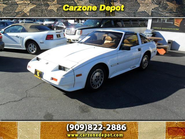 1986 nissan 300zx turbo z31 for sale nissan 300zx 1986 for sale in fontana california united. Black Bedroom Furniture Sets. Home Design Ideas
