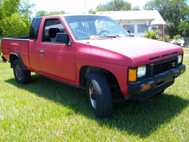1986 Nissan 4x4 Hardbody Extended Cab 5 Speed Manual Manual Guide