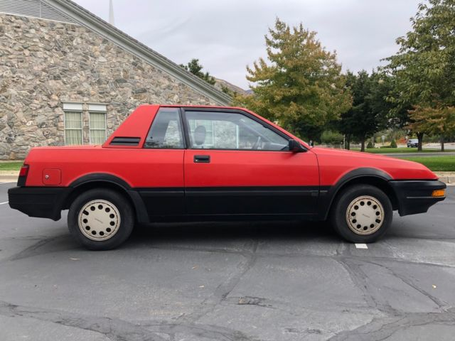 1986 nissan pulsar nx original 57 047 miles no reserve california car 86 coupe for sale nissan other 1986 for sale in centerville utah united states davids classic cars