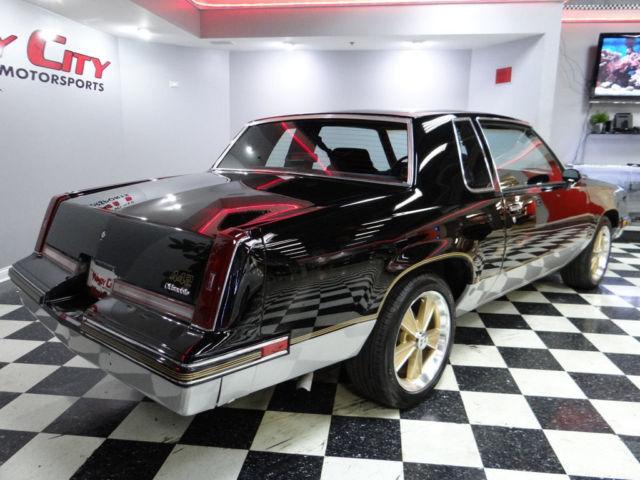 Windy City Motorsports >> 1986 Oldsmobile Cutlass 442 Coupe Only 70k Hurst Wheels ...