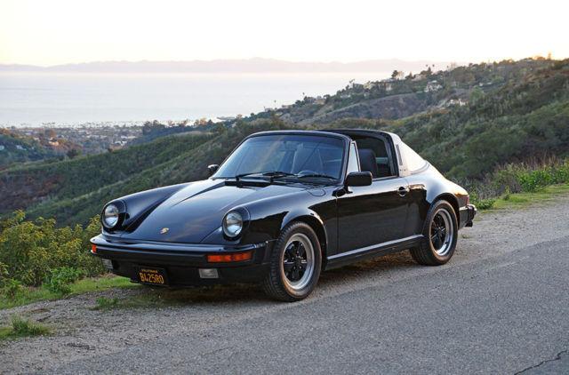 1986 porsche 911 carrera targa freshly rebuilt engine gearbox more stunning for sale. Black Bedroom Furniture Sets. Home Design Ideas
