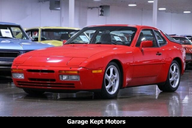 1986 Porsche 944 Turbo Guards Red Coupe 2 5l I4 Turbo 90580 Miles For Sale Porsche 944 Turbo 1986 For Sale In Local Pick Up Only