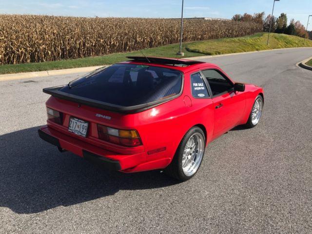 1986 Porsche 944 turbo Hybrid V8 LS1 swap LSX conversion for sale