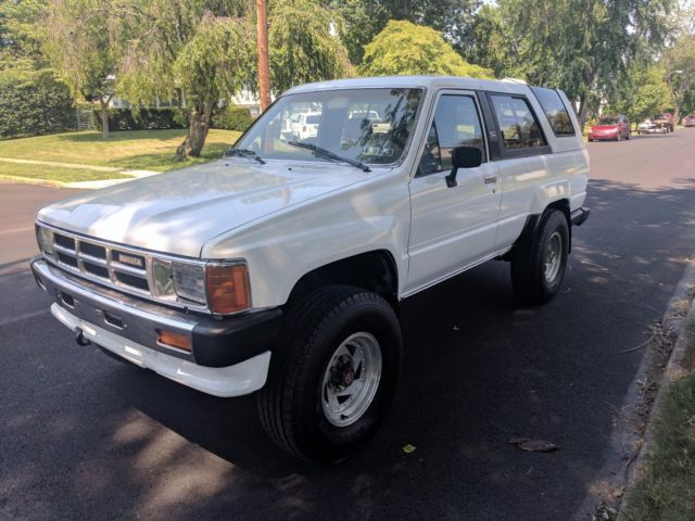 1986 toyota 4runner 1 owner for sale toyota 4runner 1986 for sale in langhorne pennsylvania. Black Bedroom Furniture Sets. Home Design Ideas